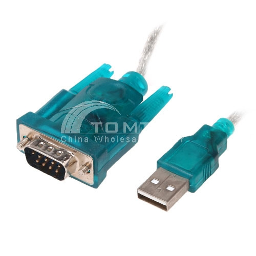 USB to RS232 Serial 9Pin DB9 Cable Adapter PC PDA GPSComputer &amp; Stationery<br>USB to RS232 Serial 9Pin DB9 Cable Adapter PC PDA GPS<br>
