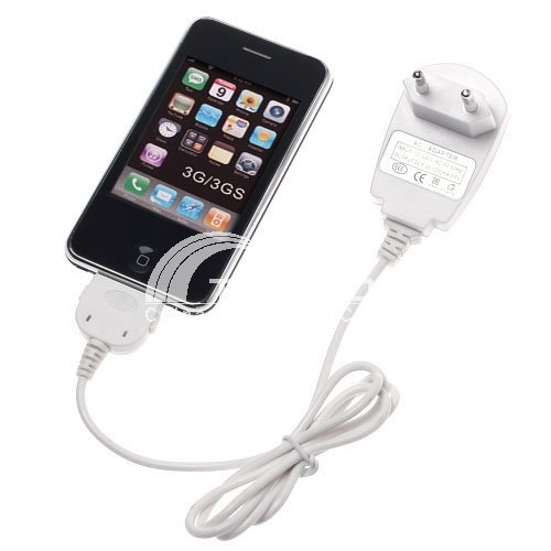 Home AC Power Adapter Charger for iPhone 3G EU PlugCellphone &amp; Accessories<br>Home AC Power Adapter Charger for iPhone 3G EU Plug<br>