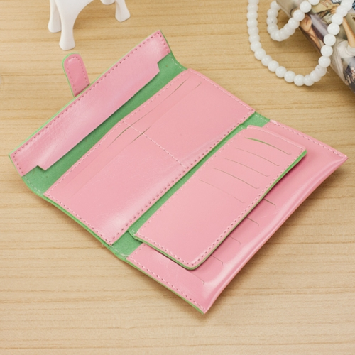 New Fashion Women Long Purse Soft PU Leather Strap Candy Color Wallet Card Holder Clutch BagApparel &amp; Jewelry<br>New Fashion Women Long Purse Soft PU Leather Strap Candy Color Wallet Card Holder Clutch Bag<br>