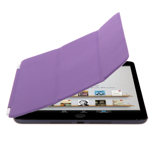 Smart Case Cover Stand for Apple iPad Mini Sleep/ Wake PurpleCellphone &amp; Accessories<br>Smart Case Cover Stand for Apple iPad Mini Sleep/ Wake Purple<br>