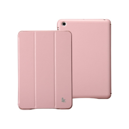 Leatherette Magnetic Smart Cover Protective Case Stand for iPad mini Wake-up Sleep Ultrathin PinkCellphone &amp; Accessories<br>Leatherette Magnetic Smart Cover Protective Case Stand for iPad mini Wake-up Sleep Ultrathin Pink<br>