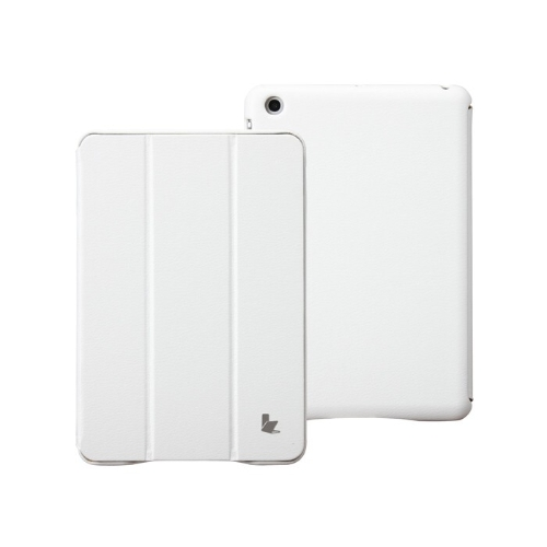 Leatherette Magnetic Smart Cover Protective Case Stand for iPad mini Wake-up Sleep Ultrathin WhiteCellphone &amp; Accessories<br>Leatherette Magnetic Smart Cover Protective Case Stand for iPad mini Wake-up Sleep Ultrathin White<br>