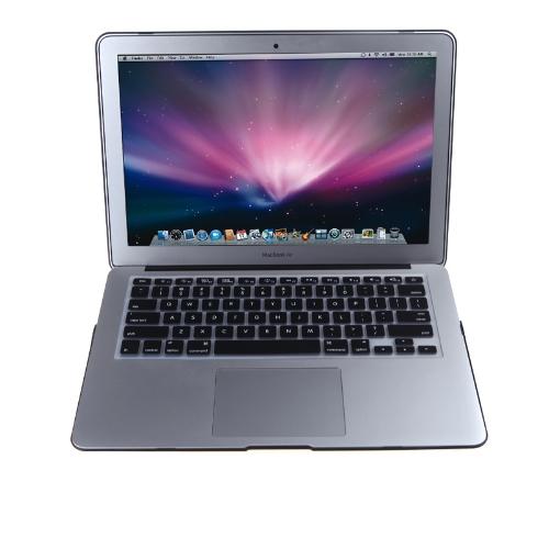 Fosco capa dura de Shell caso protetor de teclado para MacBook Air 13