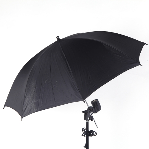 83cm 33in Studio Photo Strobe Flash Light Reflector Black Silver UmbrellaCameras &amp; Photo Accessories<br>83cm 33in Studio Photo Strobe Flash Light Reflector Black Silver Umbrella<br>