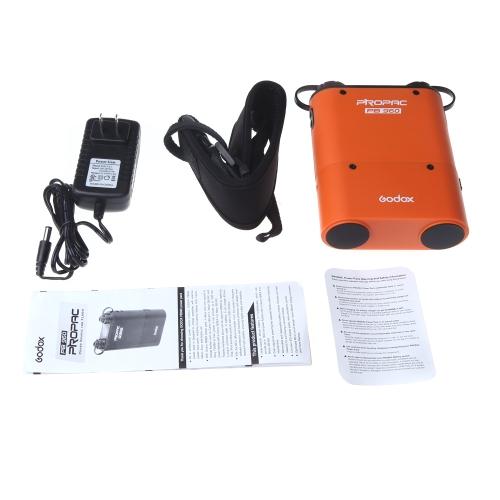 Godox PROPAC PB960 Dual-Output Speedlite Power Battery Pack 4500mAh for Canon Nikon FlashCameras &amp; Photo Accessories<br>Godox PROPAC PB960 Dual-Output Speedlite Power Battery Pack 4500mAh for Canon Nikon Flash<br>