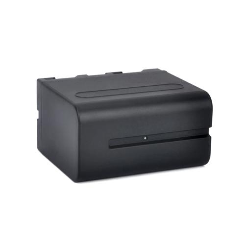 6600mAh NP-F960 NP-F970 baterias para NP-F930 F950 F330 F550 F570 F750 F770 SONY câmera