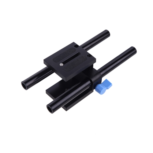 Rail System 15mm Rod Rig Grundplatte Mount for DSLR Follow Focus Rig 5D2 5D3Cameras &amp; Photo Accessories<br>Rail System 15mm Rod Rig Grundplatte Mount for DSLR Follow Focus Rig 5D2 5D3<br>
