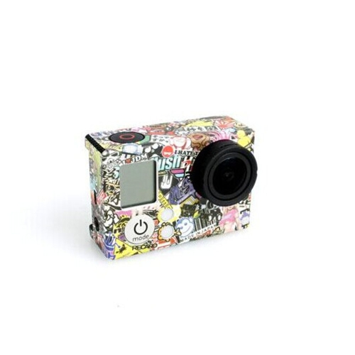Andoer Kaleidoscope Paster Sticker for Gopro HD Hero 3 3+ 4 Camera BodyCameras &amp; Photo Accessories<br>Andoer Kaleidoscope Paster Sticker for Gopro HD Hero 3 3+ 4 Camera Body<br>