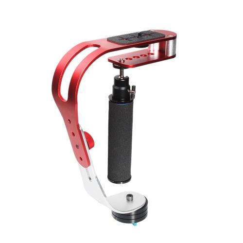 ハンドヘルドスタビライザー、ビデオ安定化機材、Canon Nikon Sony Pentax Digital Camera DSLR Camcorder DV用