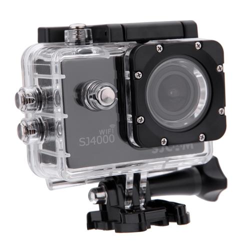 SJCAM SJ4000 WiFi 1080p Full HD da ação da câmera do esporte DVR 30M impermeável 1.5