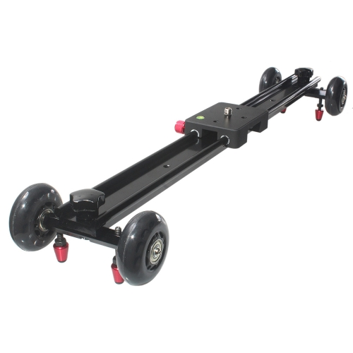60cm / 24 Video Track Dolly Sliding-pad Slider Video Stabilization System with Flexible Wheels for DV Camera DSLR CamcorderCameras &amp; Photo Accessories<br>60cm / 24 Video Track Dolly Sliding-pad Slider Video Stabilization System with Flexible Wheels for DV Camera DSLR Camcorder<br>