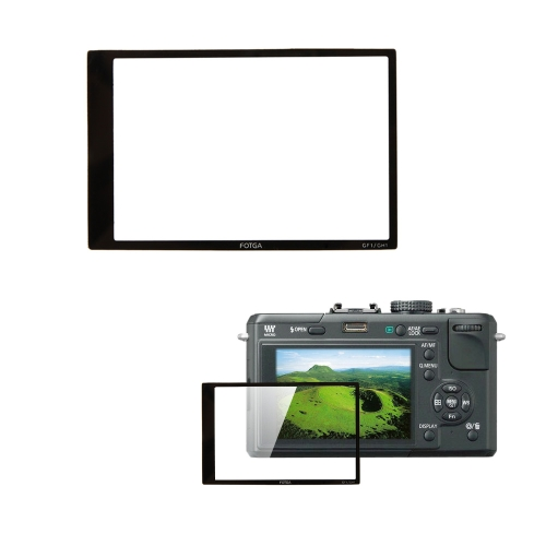 Fotga Professional Camera LCD Optical Glass Screen Protector for Panasonic GH1/GF1 CameraCameras &amp; Photo Accessories<br>Fotga Professional Camera LCD Optical Glass Screen Protector for Panasonic GH1/GF1 Camera<br>