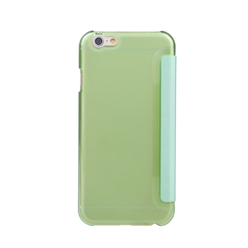 dodocool Flip PU Leather Ultra Slim Case Cover Single View Window for 4.7 Apple iPhone 6 GreenCellphone &amp; Accessories<br>dodocool Flip PU Leather Ultra Slim Case Cover Single View Window for 4.7 Apple iPhone 6 Green<br>
