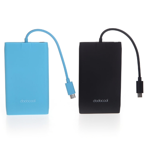 Patented dodocool Ultrathin 3000mAh Power Bank Portable Backup Charger for Samsung HTC iPhone BlueCellphone &amp; Accessories<br>Patented dodocool Ultrathin 3000mAh Power Bank Portable Backup Charger for Samsung HTC iPhone Blue<br>