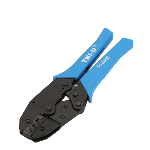 TU-230PA Locking Ratchet Crimping Press Pliers Crimper Clamps Tools for BNC Connector 8.22/6.48/5.41/2.5/1.72mmTest Equipment &amp; Tools<br>TU-230PA Locking Ratchet Crimping Press Pliers Crimper Clamps Tools for BNC Connector 8.22/6.48/5.41/2.5/1.72mm<br>
