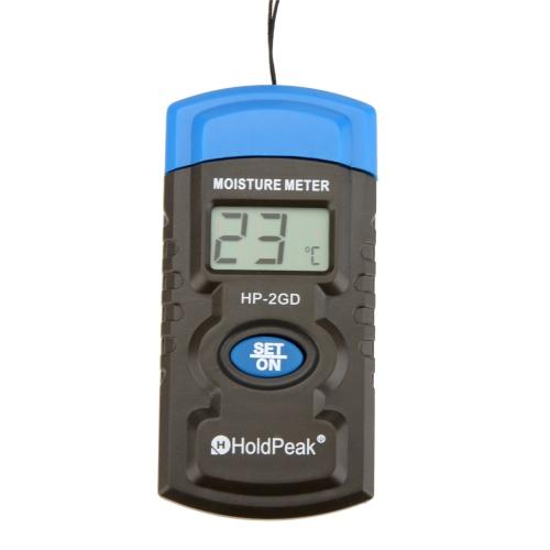 HoldPeak HP-2GD 3  3-in-1 Mini LCD Temperature Humidity Meter Concrete/Wood/Building/Material Moisture MeterTest Equipment &amp; Tools<br>HoldPeak HP-2GD 3  3-in-1 Mini LCD Temperature Humidity Meter Concrete/Wood/Building/Material Moisture Meter<br>