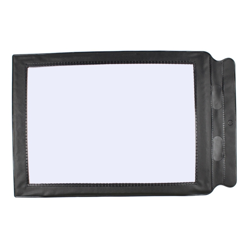 A4 Pocket 3X Full Page Fresnel Lens Flexible Card Reading Magnifier Magnifying Tool