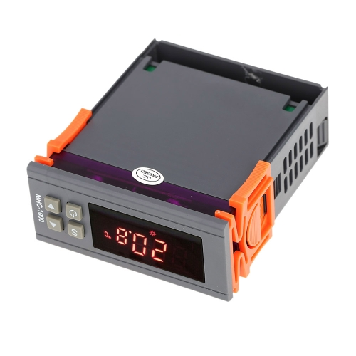 10A 220V Digital LED Temperature Controller Thermometer Thermostat Regulator Heating and Cooling Thermocouple with SensorTest Equipment &amp; Tools<br>10A 220V Digital LED Temperature Controller Thermometer Thermostat Regulator Heating and Cooling Thermocouple with Sensor<br>