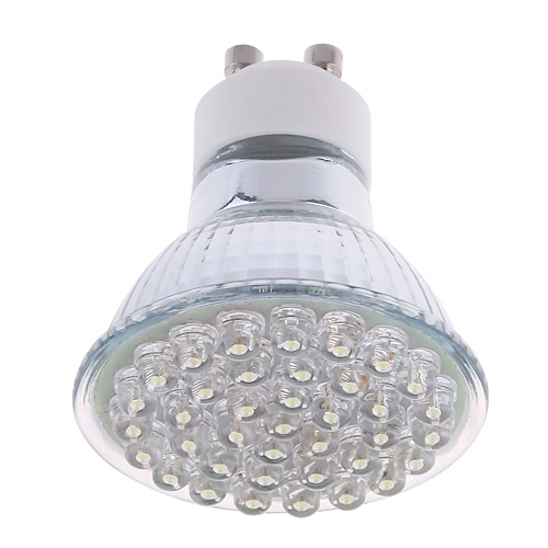 LIXIADA LED Light Bulb Warm White 38 LED GU10 1.5W 200V-230VHome &amp; Garden<br>LIXIADA LED Light Bulb Warm White 38 LED GU10 1.5W 200V-230V<br>