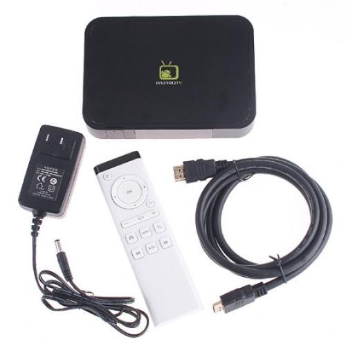 Google TV Receiver BoxVideo &amp; Audio<br>Google TV Receiver Box<br>