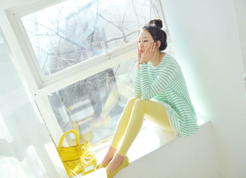 New Fashion Candy Color Women Lady Leggings Stretchy Tights Pants YellowApparel &amp; Jewelry<br>New Fashion Candy Color Women Lady Leggings Stretchy Tights Pants Yellow<br>