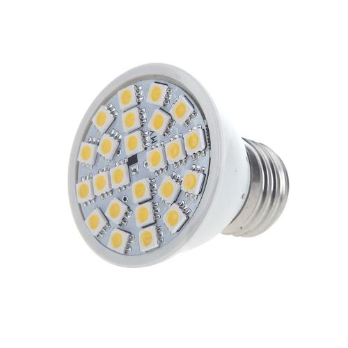 E27 5W 24SMD 5050 LED Light Bulb Lamp Spotlight White 220V Energy SavingHome &amp; Garden<br>E27 5W 24SMD 5050 LED Light Bulb Lamp Spotlight White 220V Energy Saving<br>