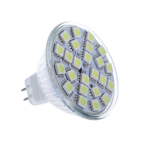MR16 G5.6 5W 24SMD 5050 LED Light Bulb Lamp Spotlight White 220V Energy SavingHome &amp; Garden<br>MR16 G5.6 5W 24SMD 5050 LED Light Bulb Lamp Spotlight White 220V Energy Saving<br>