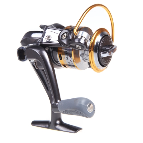 8BB Ball Bearings Left/Right Interchangeable Collapsible Handle Fishing Spinning Reel ST3000 5.1:1Sports &amp; Outdoor<br>8BB Ball Bearings Left/Right Interchangeable Collapsible Handle Fishing Spinning Reel ST3000 5.1:1<br>