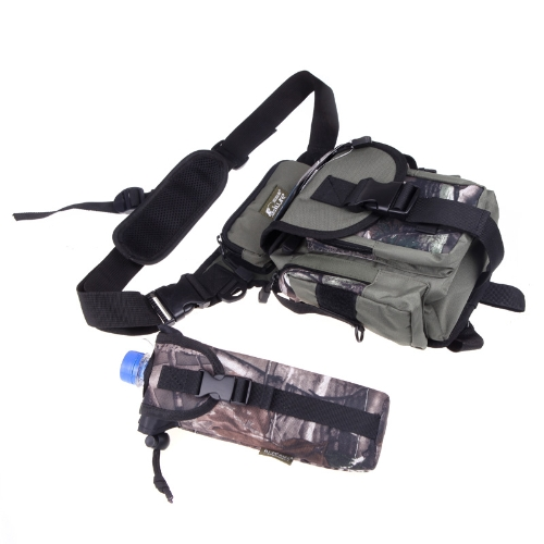 Multi-Purpose Fishing Tackle Bag Lure Leg Waist Pack Pole Package Messenger Bag  CamouflageSports &amp; Outdoor<br>Multi-Purpose Fishing Tackle Bag Lure Leg Waist Pack Pole Package Messenger Bag  Camouflage<br>