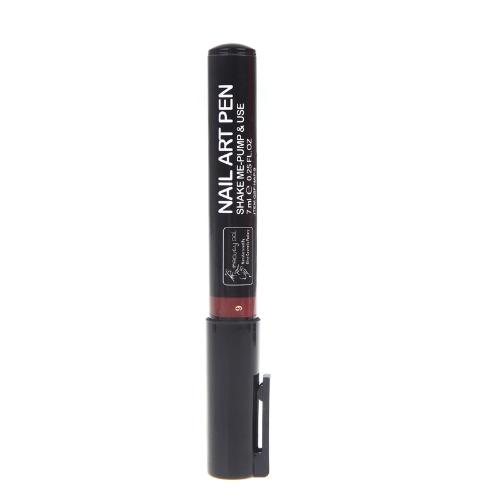 Nail Art Pen Painting Design Tool DIY Drawing 9Health &amp; Beauty<br>Nail Art Pen Painting Design Tool DIY Drawing 9<br>