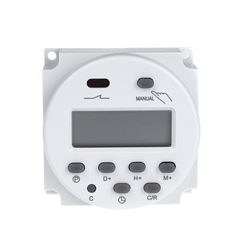Digital LCD Power Programmable Timer Switch AC 220V-240V 16AHome &amp; Garden<br>Digital LCD Power Programmable Timer Switch AC 220V-240V 16A<br>