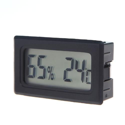 Mini Digital LCD thermomètre hygromètre Humidité température intérieure