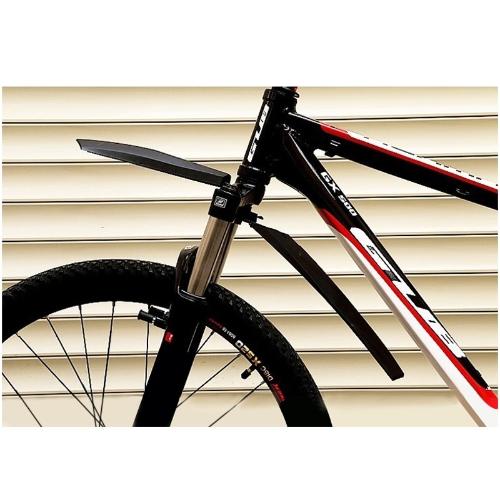 Mountain Bike Bicycle Front &amp; Rear Mudguard Set Kit Black UniversalSports &amp; Outdoor<br>Mountain Bike Bicycle Front &amp; Rear Mudguard Set Kit Black Universal<br>