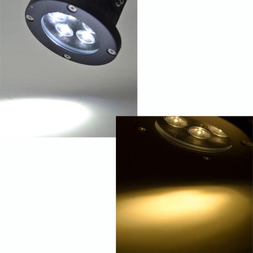 5 * 1W LED Lawn Light Lamp Spotlight IP65 Waterproof Outdoor Garden Pond Park Landscape White DC12-24VHome &amp; Garden<br>5 * 1W LED Lawn Light Lamp Spotlight IP65 Waterproof Outdoor Garden Pond Park Landscape White DC12-24V<br>