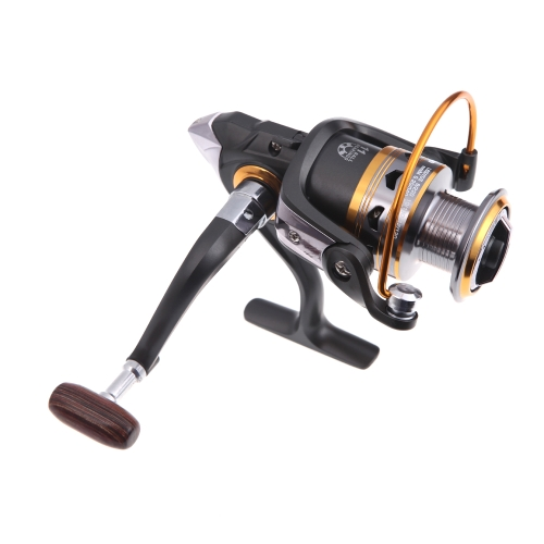 11BB Ball Bearings Left/Right Interchangeable Collapsible Handle Fishing Spinning Reel DK3000 5.2:1Sports &amp; Outdoor<br>11BB Ball Bearings Left/Right Interchangeable Collapsible Handle Fishing Spinning Reel DK3000 5.2:1<br>