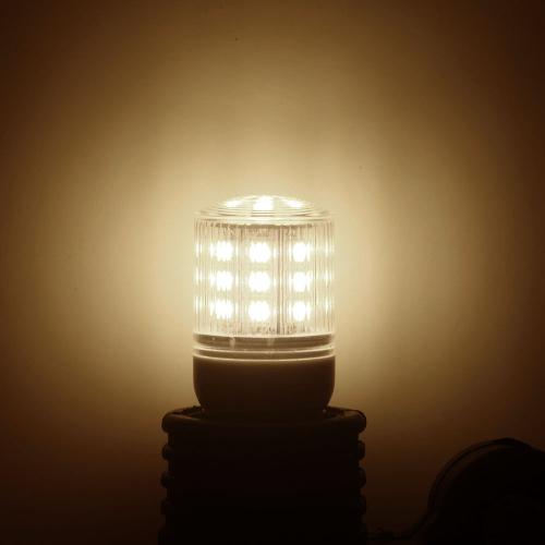 Stripe Cover LED Corn Light Bulb Lamp E27 27 5050 SMD 3.6W 230V Warm WhiteHome &amp; Garden<br>Stripe Cover LED Corn Light Bulb Lamp E27 27 5050 SMD 3.6W 230V Warm White<br>