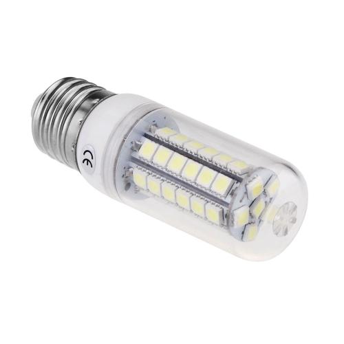 Transprent Cover LED Corn Light Bulb Lamp E27 48 5050 SMD 5W WhiteHome &amp; Garden<br>Transprent Cover LED Corn Light Bulb Lamp E27 48 5050 SMD 5W White<br>
