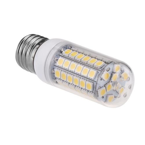 Transparent Cover LED Corn Light Bulb Lamp E27 69 5050 SMD 6.5W 230V Warm WhiteHome &amp; Garden<br>Transparent Cover LED Corn Light Bulb Lamp E27 69 5050 SMD 6.5W 230V Warm White<br>
