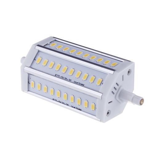 R7S 10W 30 LEDs 5630 SMD Energy Saving Light Bulb Lamp 118mm White 100-240V Replace Halogen FloodlightHome &amp; Garden<br>R7S 10W 30 LEDs 5630 SMD Energy Saving Light Bulb Lamp 118mm White 100-240V Replace Halogen Floodlight<br>