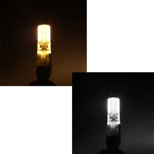 5pcs Mini G9 LED Light 3W 3014 SMD 64 Leds Crystal Corn Bulb Lamp Energy Saving White 360 Degree 220-240VHome &amp; Garden<br>5pcs Mini G9 LED Light 3W 3014 SMD 64 Leds Crystal Corn Bulb Lamp Energy Saving White 360 Degree 220-240V<br>