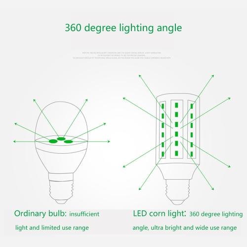 E14 7W 5050 SMD 56 LEDs Energy Saving Corn Light  Lamp Bulb 360 Degree Warm White 200-230VHome &amp; Garden<br>E14 7W 5050 SMD 56 LEDs Energy Saving Corn Light  Lamp Bulb 360 Degree Warm White 200-230V<br>
