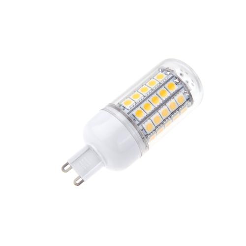 G9 9W 5050 SMD 59 LED Corn Light Bulb Lamp Energy Saving 360 Degree Warm White 220-240VHome &amp; Garden<br>G9 9W 5050 SMD 59 LED Corn Light Bulb Lamp Energy Saving 360 Degree Warm White 220-240V<br>