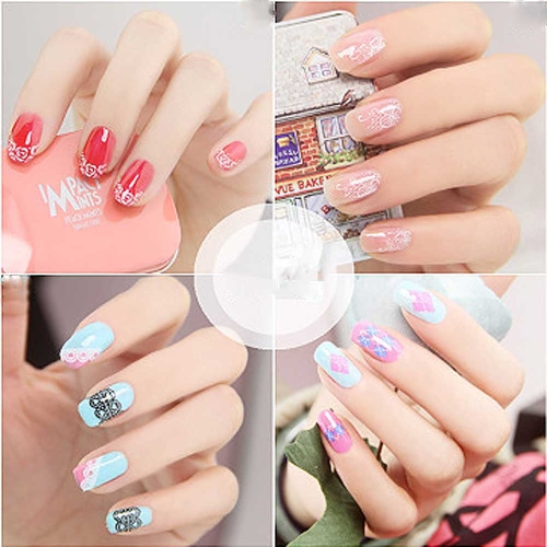 30 Sheet Floral Design 3D Nail Art Stickers Decals Manicure Decoration Beautiful Fashion Accessories WhiteHealth &amp; Beauty<br>30 Sheet Floral Design 3D Nail Art Stickers Decals Manicure Decoration Beautiful Fashion Accessories White<br>