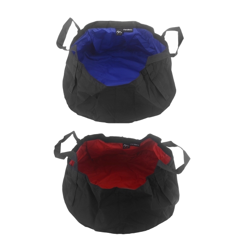 8.5L Outdoor Foldable Ultra-light Water Washbasin Portable Nylon Wash Bag Foot Bath Quick Dry Camping Picnic Fishing BlueSports &amp; Outdoor<br>8.5L Outdoor Foldable Ultra-light Water Washbasin Portable Nylon Wash Bag Foot Bath Quick Dry Camping Picnic Fishing Blue<br>