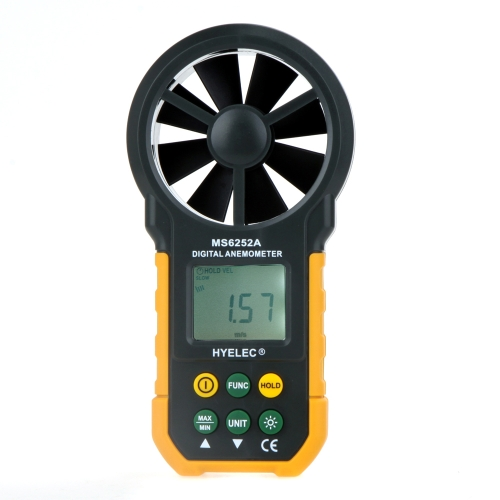 PEAKMETER PM6252A Multifunction Digital Anemometer/Air VolumeTest Equipment &amp; Tools<br>PEAKMETER PM6252A Multifunction Digital Anemometer/Air Volume<br>