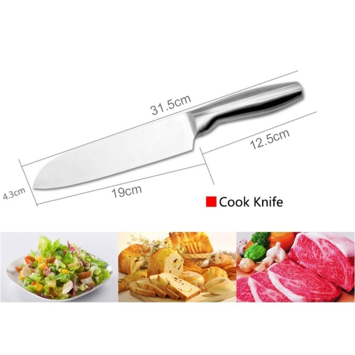 4pcs High Quality Stainless Steel Set Cook Fruit Knife Kitchen Scissors Multi-functional ToolHome &amp; Garden<br>4pcs High Quality Stainless Steel Set Cook Fruit Knife Kitchen Scissors Multi-functional Tool<br>
