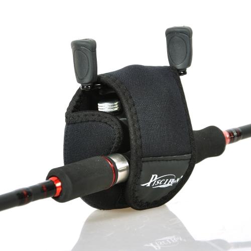 Spinning Wheel Baitcasting Fishing Reel Bag Protective Case BlackSports &amp; Outdoor<br>Spinning Wheel Baitcasting Fishing Reel Bag Protective Case Black<br>