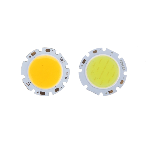 7W Round COB Super Bright LED Chip Light Lamp Bulb White DC16-24VHome &amp; Garden<br>7W Round COB Super Bright LED Chip Light Lamp Bulb White DC16-24V<br>