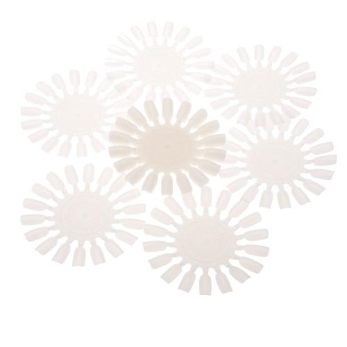 10PCS Roundness Tips Nail Polish Color Card TemplateHealth &amp; Beauty<br>10PCS Roundness Tips Nail Polish Color Card Template<br>