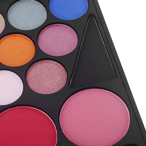 Professional 28 Colors 21 Eyeshadow 5 Blush 2 Eyebrow Palette Matte Shimmer Cosmetic SetHealth &amp; Beauty<br>Professional 28 Colors 21 Eyeshadow 5 Blush 2 Eyebrow Palette Matte Shimmer Cosmetic Set<br>